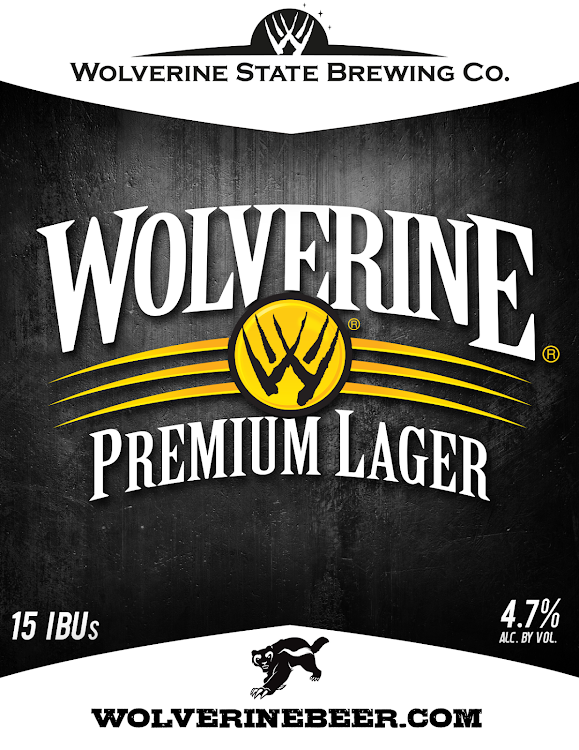 Logo of Wolverine State Premium Lager