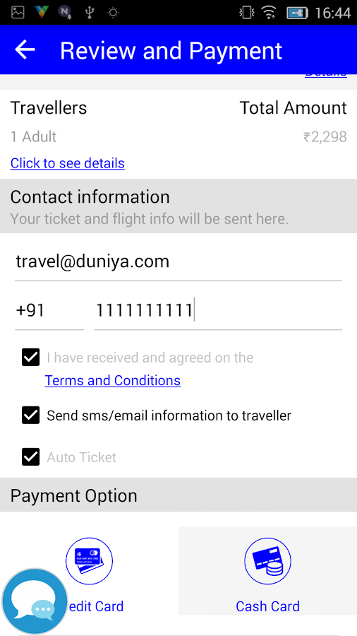 Travel Duniya- screenshot