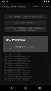 Empty Folder Cleaner App Download for Android 7
