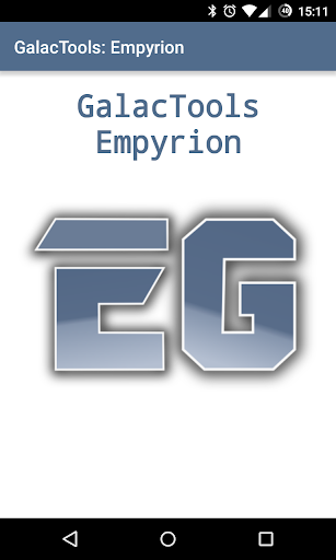 GalacTools: Empyrion GS Items