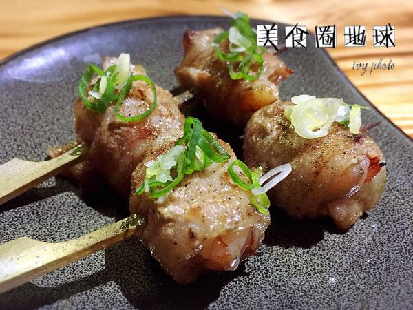 喝酒聊天的好去處~好吃串燒與一夜干的日式居酒屋    鳥重地雞燒バーベキュー