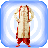 Man Sherwani Suit Photo Editor : Sherwani Dresses