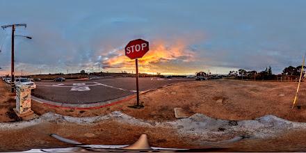Photo: Trestles Sunrise