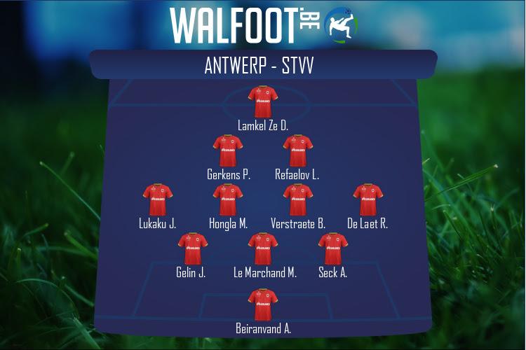 Antwerp (Antwerp - STVV)