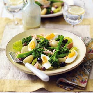 Nicoise-style Salmon Salad