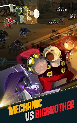 After War u2013 Idle Robot RPG  screenshots 13