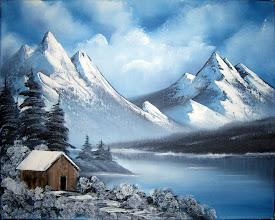 Photo: 1302 Frozen Solitude.