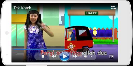 Video Lagu Anak Terbaru 8.0 screenshots 3