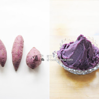 Purple Sweet Potato Paste (Cake Fillings)