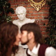 Wedding photographer Darya Garnik (dariazu). Photo of 08.09.2015