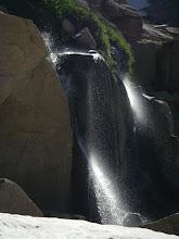 Photo: Trio Falls.