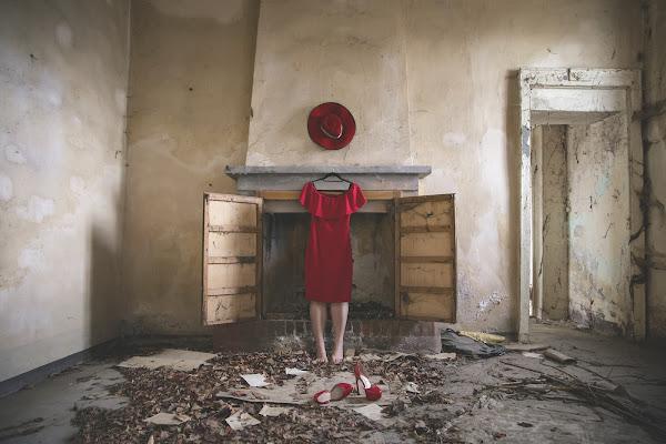 La signora in rosso di Madison