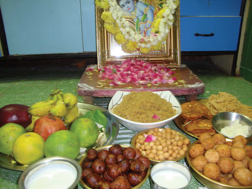 foods when you break your Janmashtami fast.