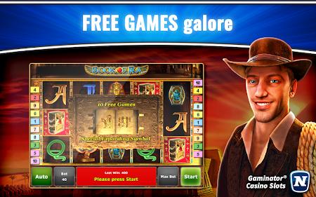 Gaminator - Free Casino Slots 2.1.5 screenshot 563743