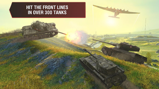 Download World of Tanks Blitz MOD APK 10