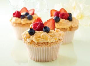 Sensational Cupcakes & Frosting -diabetic Friendly Recipe