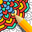 Mandala Coloring Book - Free Adult Coloring Pages