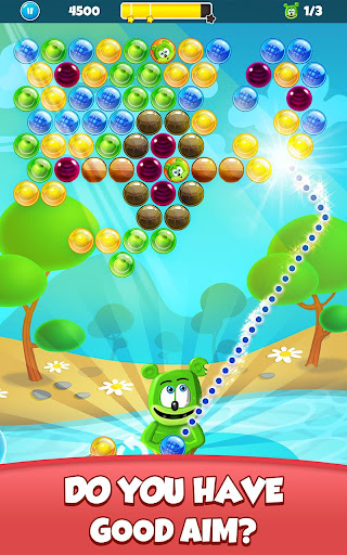 Gummy Bear Bubble Pop - Kids Game apktram screenshots 14