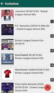 520d9424a Dream League Kits Web Resource Apps On Google Play. Real Madrid 2018 19 Kit  Dream League Soccer Kits Kuchalana