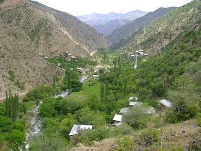 Photo: Aksu Vadisi, Kadıbağı (Güneyden)