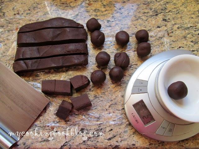"Сладки ""Какаови кифлички"" (Kakaokipferl)"