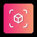 Pix4Dcatch: 3D scanner icon