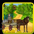 Hill Climb Horse Cart apk