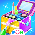 Girl Makeup Kit Comfy Cakes–Pretty Box Bakery Game icon