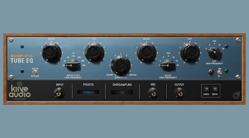 Best free plug-ins this week: Warmy EP1A, OctaSine and Unifilter