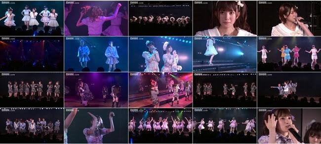 190609 (1080p) AKB48 チーム8 湯浅順司「その雫は、未来へと繋がる虹になる。」公演 寺田美咲 生誕祭 DMM HD