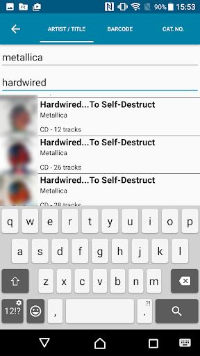 CLZ Music - Music Database 4.8.1 screenshots 5
