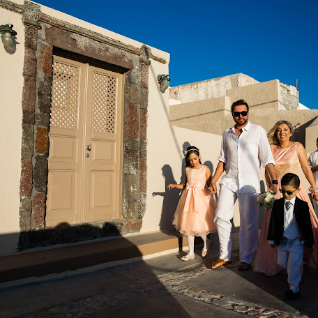 Wedding photographer Dimitris Michalopoulos (michalopoulos). Photo of 16.04.2017