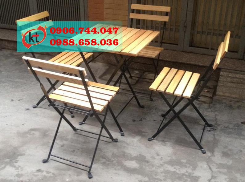 Ghế cafe gỗ khung chân sắt.jpg