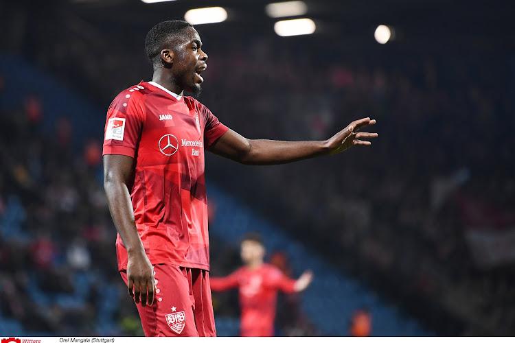 Le VfB Stuttgart et Orel Mangala proches de retrouver la Bundesliga