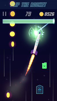 Flip The Rocket
