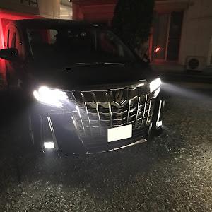 アルファード AGH30W sのカスタム事例画像 yukisawaさんの2018年12月17日21:23の投稿
