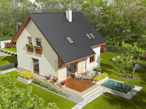 projekt Jurek G1 Leca® Dom
