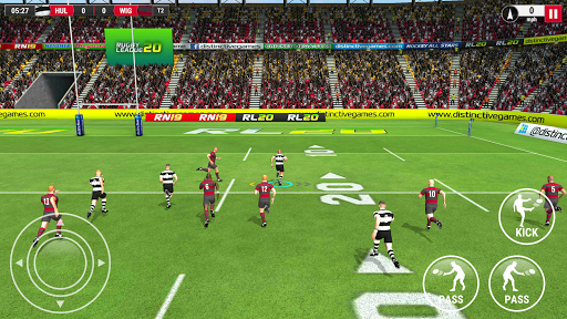 Rugby League 20 1.2.0.47 screenshots 2