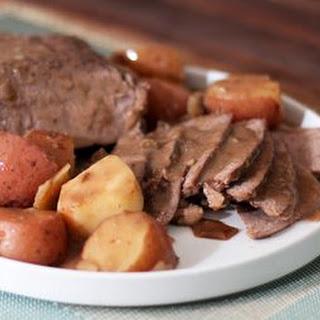 Italian-Style Beef Pot Roast.