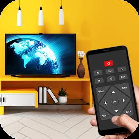 TV Remote Control : Universal Remote