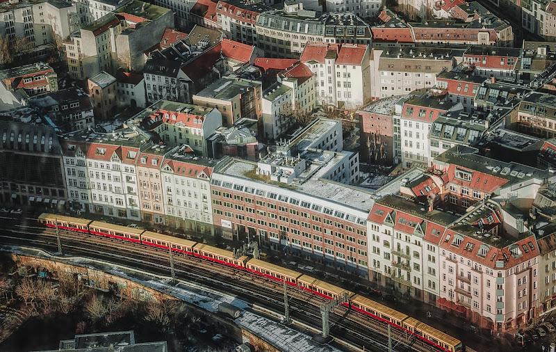 Un' insolita visuale di Berlino di marco la torre