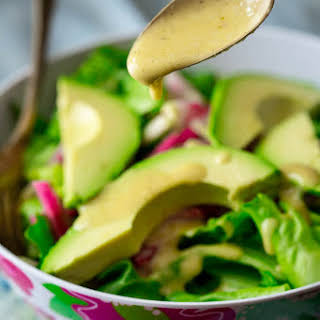 Apple Cider Vinegar Salad Dressing.