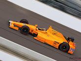 Indy 500: Alonso est satisfait