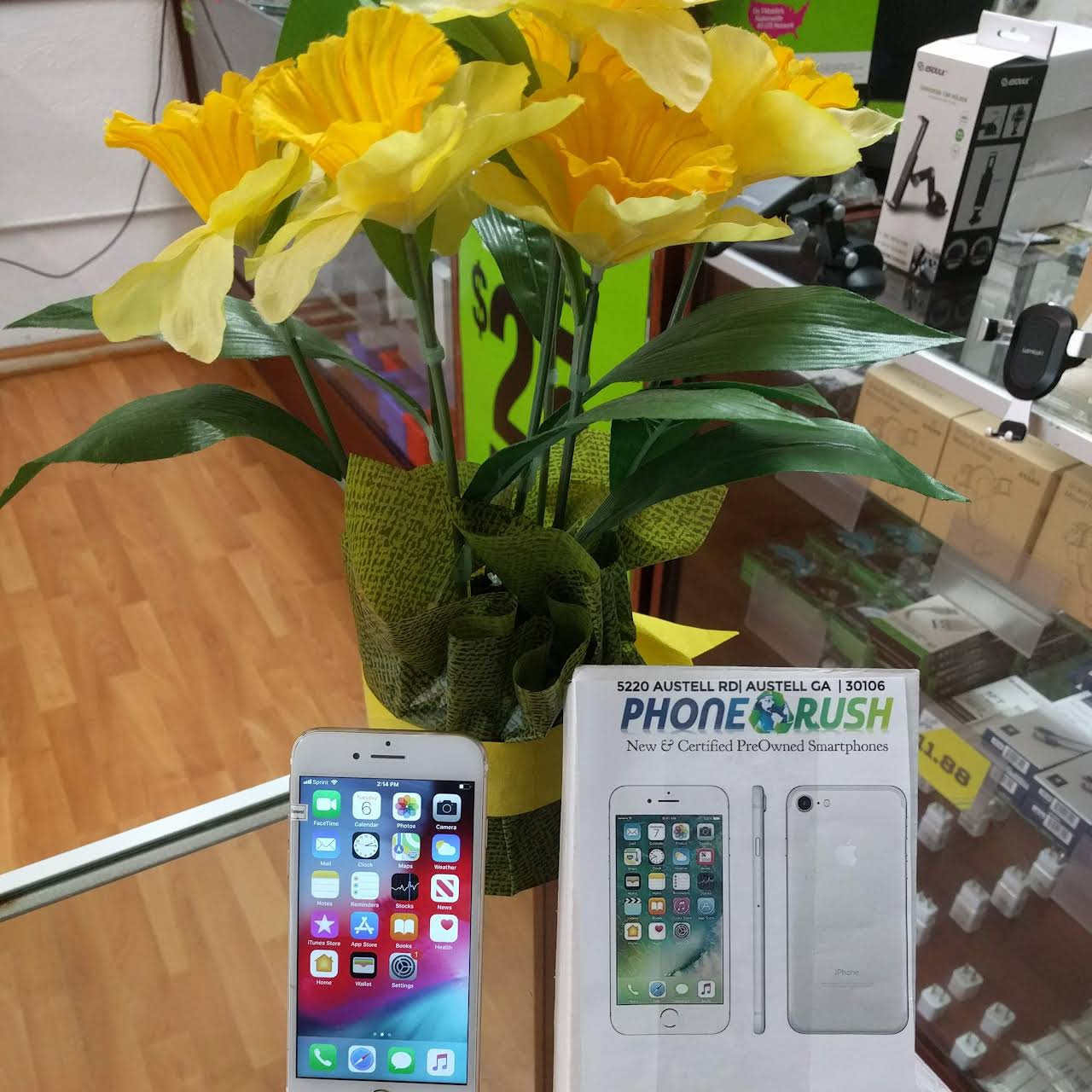 PHONE RUSH - Used and New Cell Phone Store in Austell