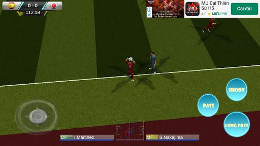 Playing Football 2020 android2mod screenshots 7