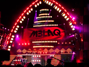Photo: MBLAQ's stage