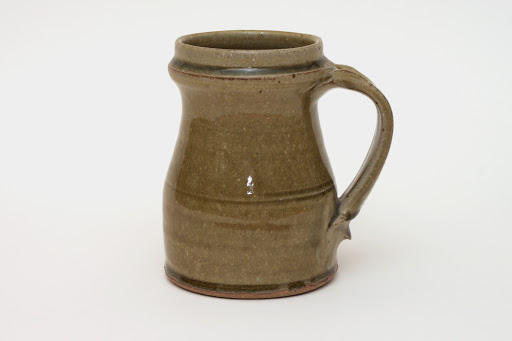 Mike Dodd Large Ceramic Tankard 012