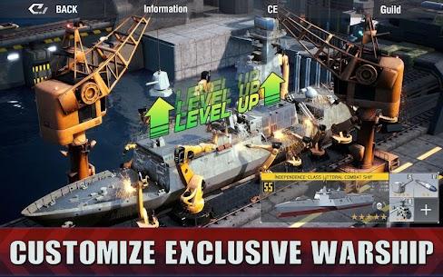Battle Warship: Naval Empire 1.4.7.2 MOD APK (Unlimited Money) 5