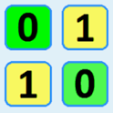 Binary Puzzle Solver Lite icon