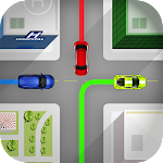 City Driving - Traffic Puzzle Icon